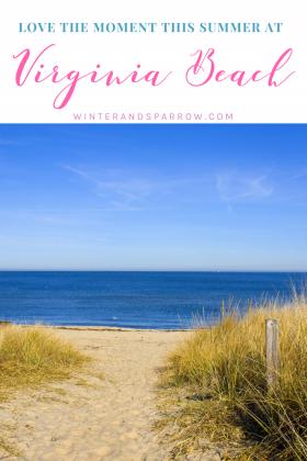Love The Moment This Summer At Virginia Beach   winterandsparrow.com #virginiabeach #summer