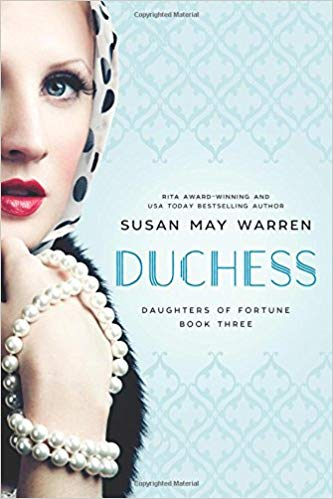 This is the book I gave a 5-star review too! Ready my review of the book Duchess written by Susan May Warren. It's like an amazing journey through time! winterandsparrow.com