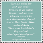 Free Mothers Day Printables:  Give Mom A Framed Subway Print #mothersday