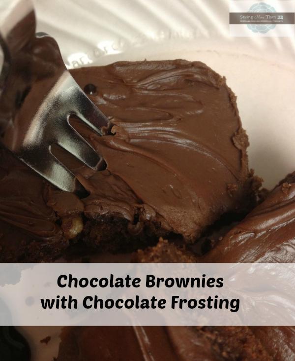 Chocolate Brownies #recipes