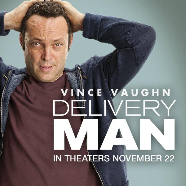 Vince Vaughn #DeliveryManMovie