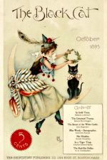 Free Vintage Images From October {Late 1800s}: Magazine Covers, Lithographs, Advertising Cards