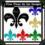 The History of Fleur-de-Lis + Free Fleur-de-Lis Clipart/Images