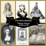 Marie Antoinette: A Short History + Free Vintage Images