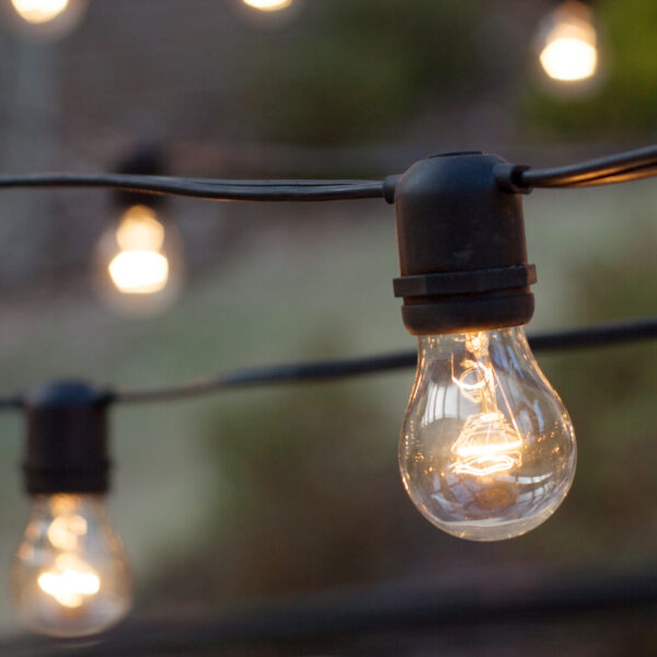 On Fireflies and Patio Globe Lights {Plus A Free Printable} savingmorethanme.com