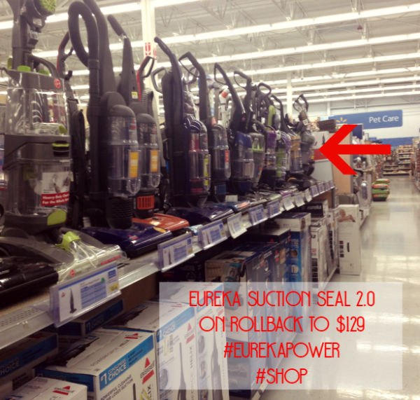 How Do I Clean My Indoor Craftermath? By Vacuuming Of Course #EurekaPower #ad #cbias savingmorethanme.com