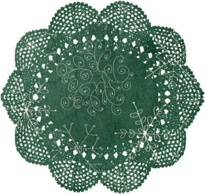 green-christmas-doily Free Christmas Tags,Ornaments,Frames,Backgrounds, and Printables #christmas savingmorethanme.com