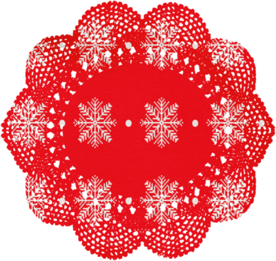 red-christmas-doily-Free Christmas Tags,Ornaments,Frames,Backgrounds, and Printables #christmas savingmorethanme.com