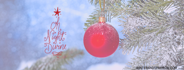 8 Free Facebook Timeline Covers: Christmas, Winter, Hanukkah, & A Few Flakes ;) | winterandsparrow.com
