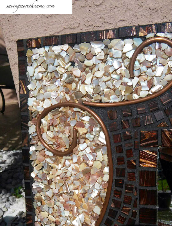 Diy Decorative Mosaic Mirror