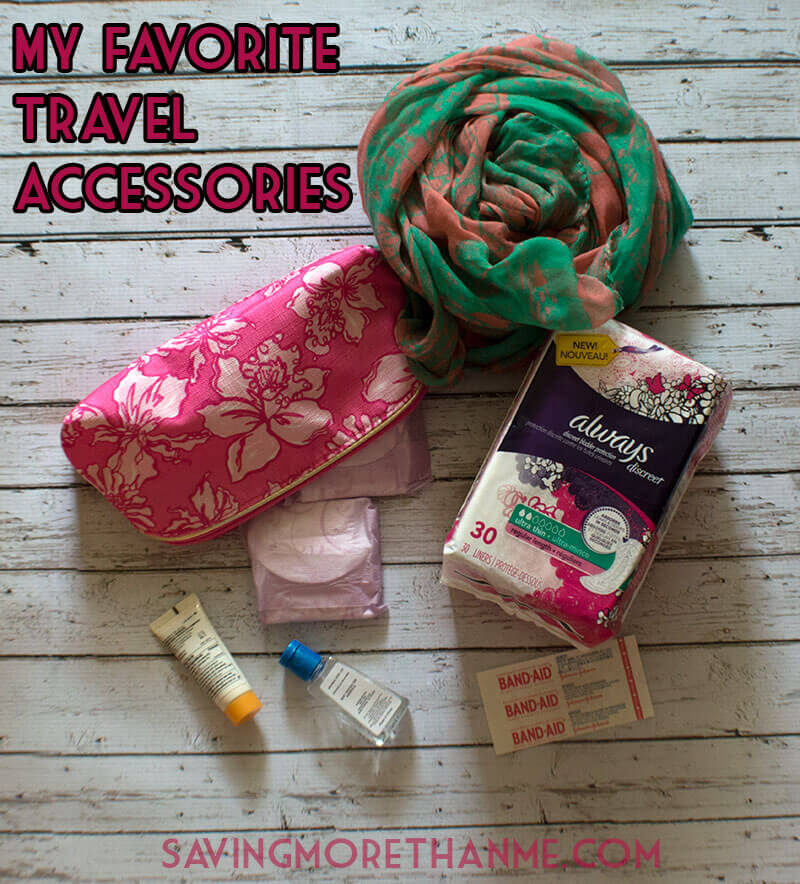 5 Travel Tips For People With Urinary Incontinence {ad} #DiscreetatTarget savingmorethanme.com