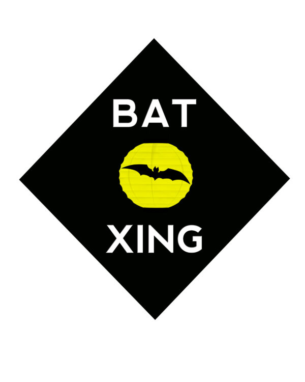 4 Free Halloween Printables: Bat Xing, Witch Crossing + 2 More #halloween savingmorethanme.com