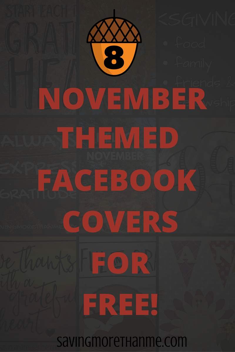 8 November-Themed Facebook Covers {Free To Download}