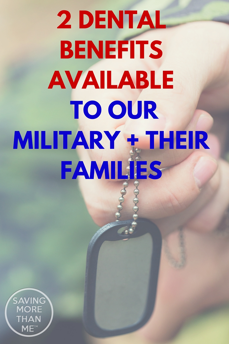Two Dental Benefits Available To Military + Their Families @metlifetdp #MetLifeTDP #IC ad