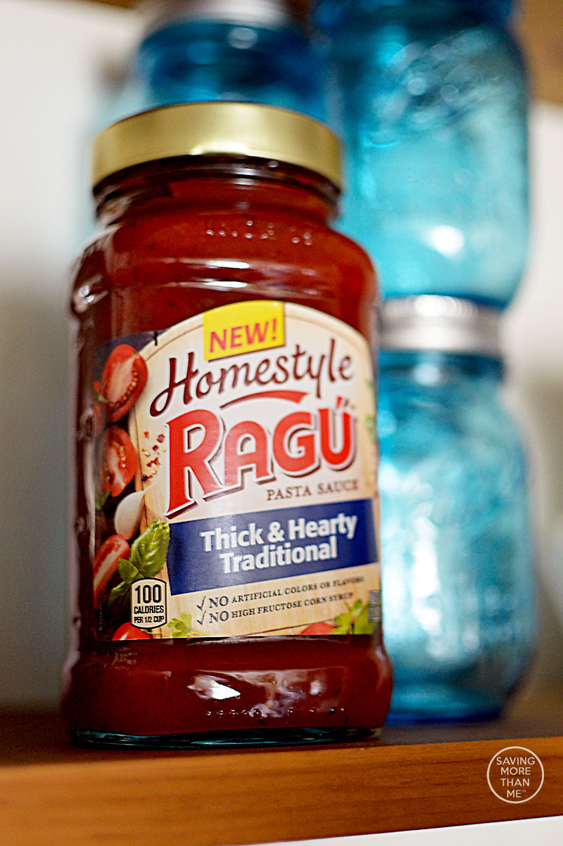 Ragu Pasta Sauce Recipes: Easy Baked Spaghetti