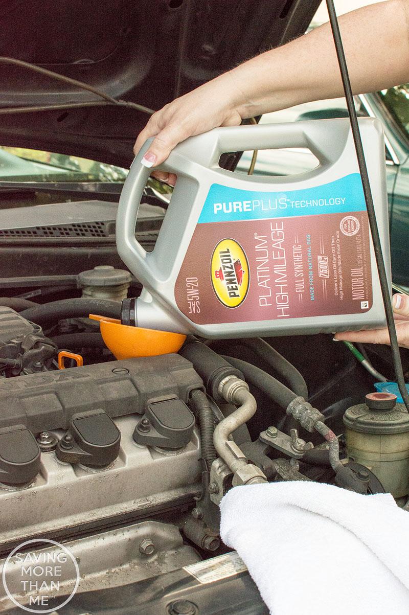 5 CAR MAINTENANCE TASKS YOU CAN DO YOURSELF #DotComDIY AD