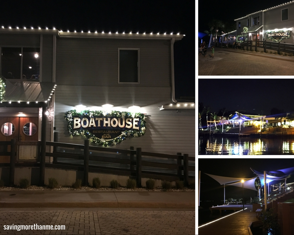The Stuart Boathouse