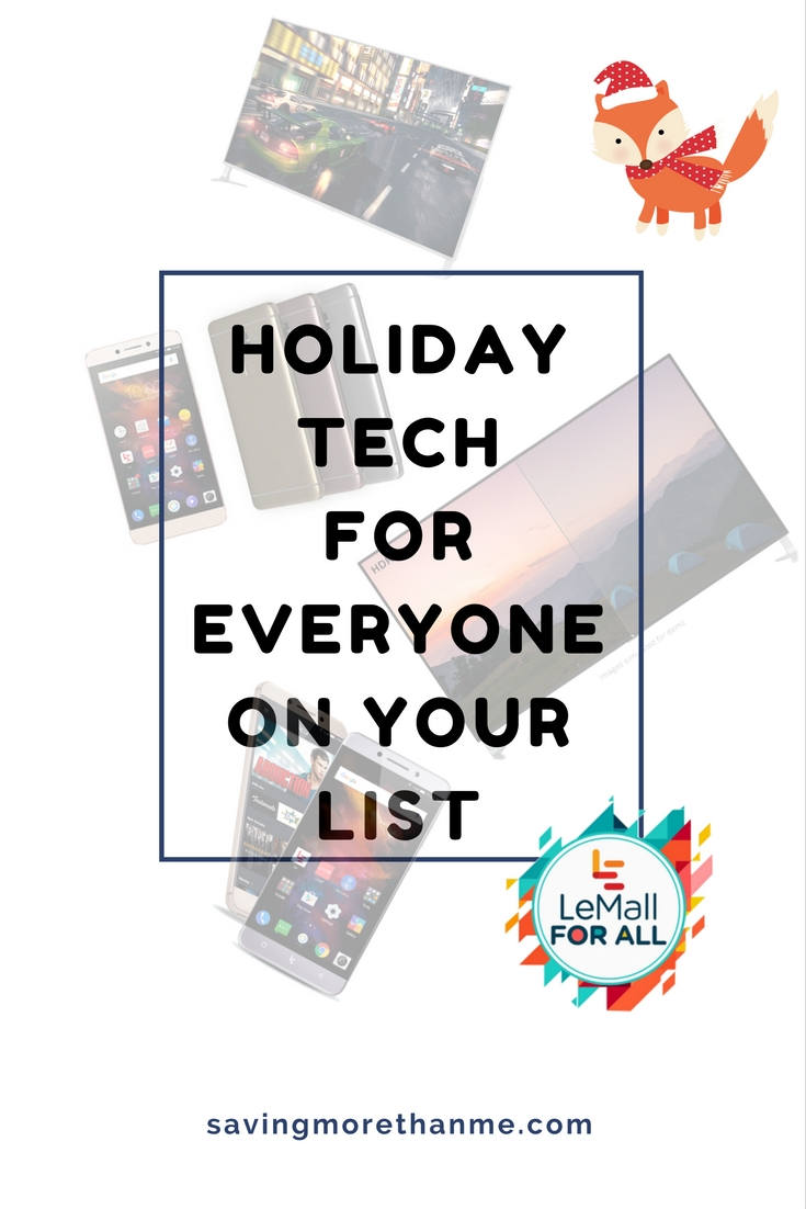 Holiday Tech For Everyone On Your List + #LeMall Giveaway (10 Winners) #LeGiveaway @LeMallUSA #ad