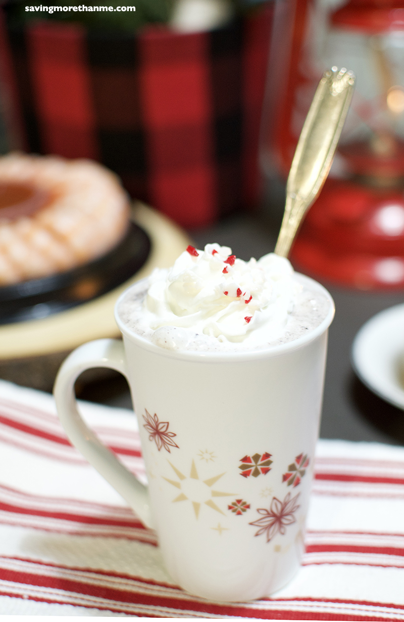 Easy Chocolate Peppermint Milkshake + Food Ideas For Your Holiday Party @MartinsFoodMkts #MartinsFoods #ad