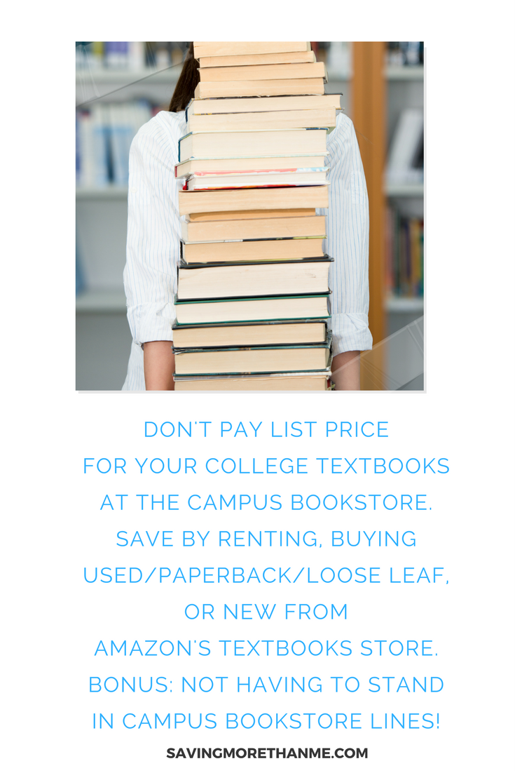 How To Save Money On College Textbooks With @AmazonStudent #primestudent #CLVR AD