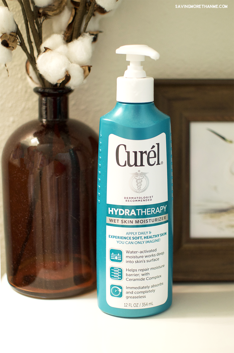 It Does Exist! Relief For Chronic Dry Skin #EndDrySkin @curelUS #ad