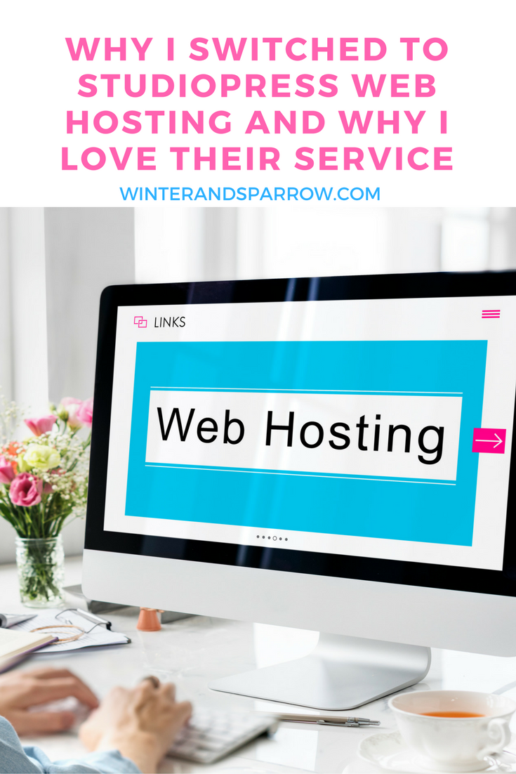Why I Switched To StudioPress Web Hosting and Why I Love Their Service