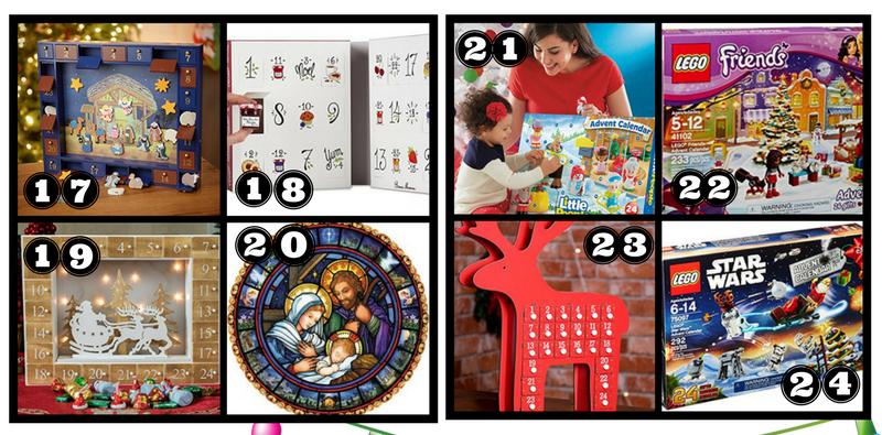 24 Christmas Advent Calendars (One For Every Budget Price Point) winterandsparrow.com
