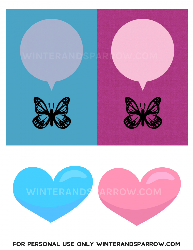 Spring Journal + Filler Cards (Free Download) winterandsparrow.com
