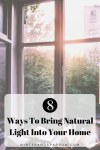 8 Ways To Bring Natural Light Into Your Home