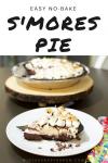 Easy No-Bake S'Mores Pie