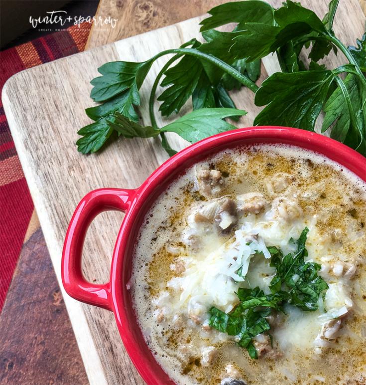 Keto Turkey Soup Recipe: Perfect For Turkey Leftovers